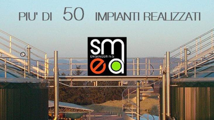 Progettazione impianti biogas con SMEA Engineering