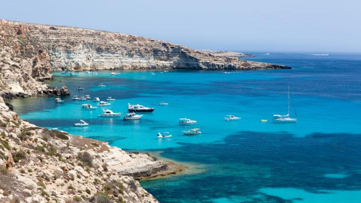 Come muoversi a Lampedusa