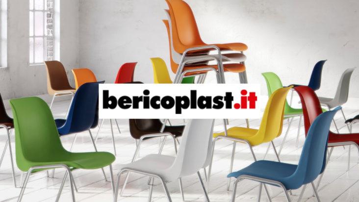 Bericoplast: Sedute per Comunità e Sport, Sedie, Poltroncine, Panche, Sedili, Tribune