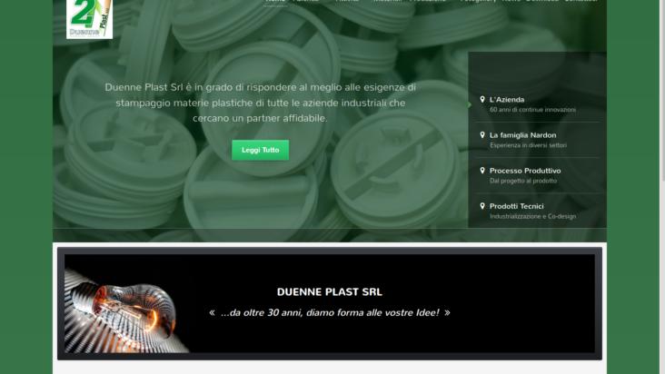 Duenne Plast – Stampaggio Materie Plastiche