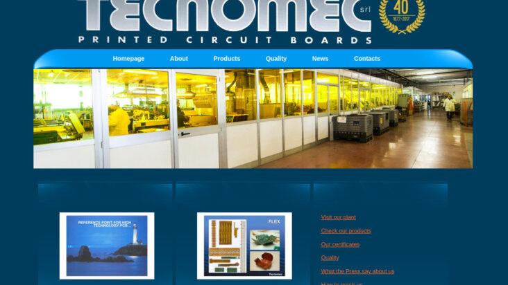 Tecnomec Srl: Circuiti Stampati – PCB