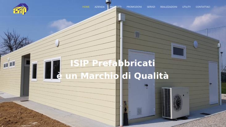 ISIP – Box Prefabbricati Container Sicilia